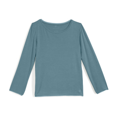 Girls Perfect Fit Long Sleeve Tee