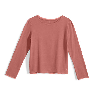 Toddler Girls Perfect Fit Long Sleeve Tee