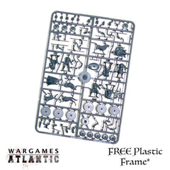Wargames Atlantic Dark Age Irish - free frame with this offer from Sarissa Precision whilst stocks last