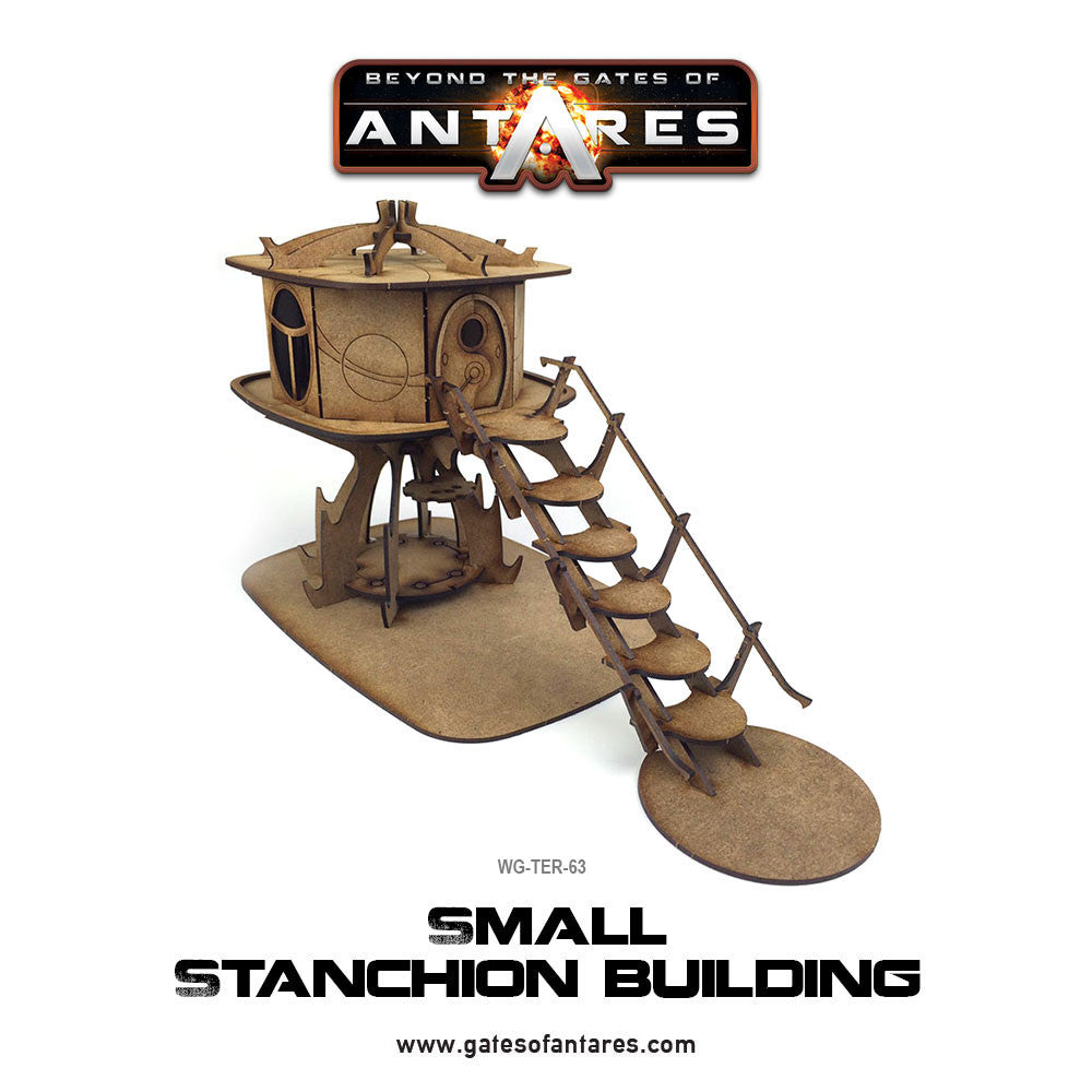 Small Stanchion Building