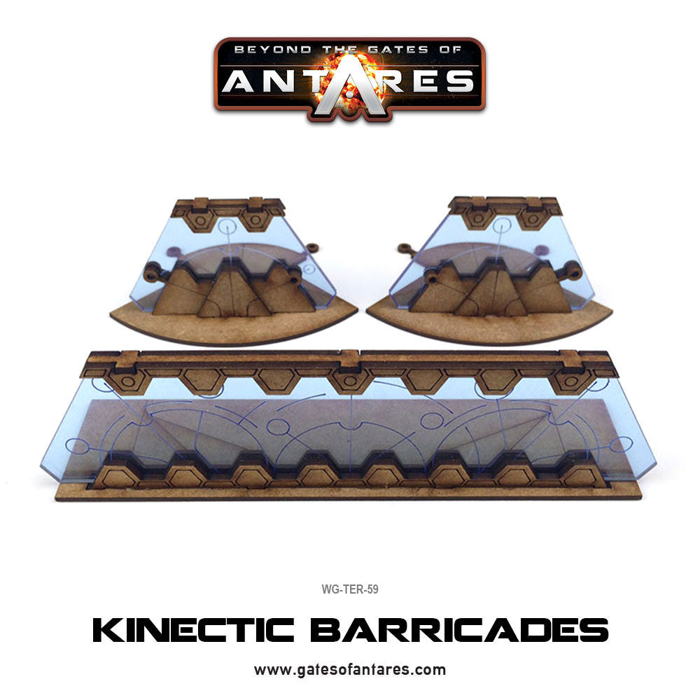 Kinetic Barricade Set