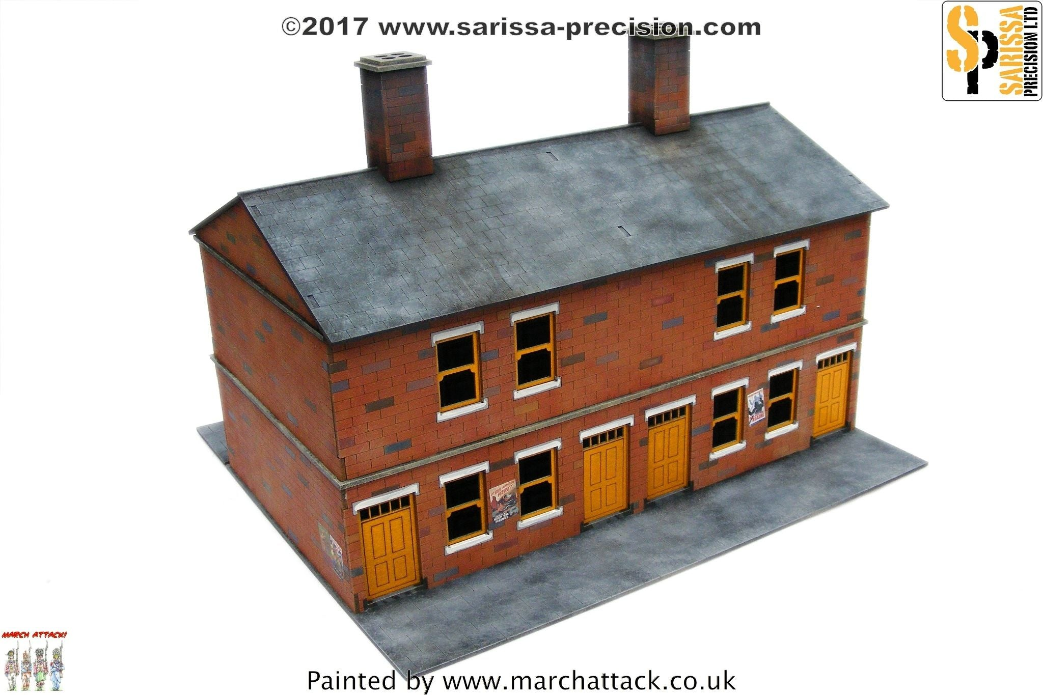 Terrace House Block (28mm)
