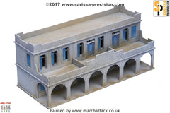 Two-Storey Souk Building - 20mm