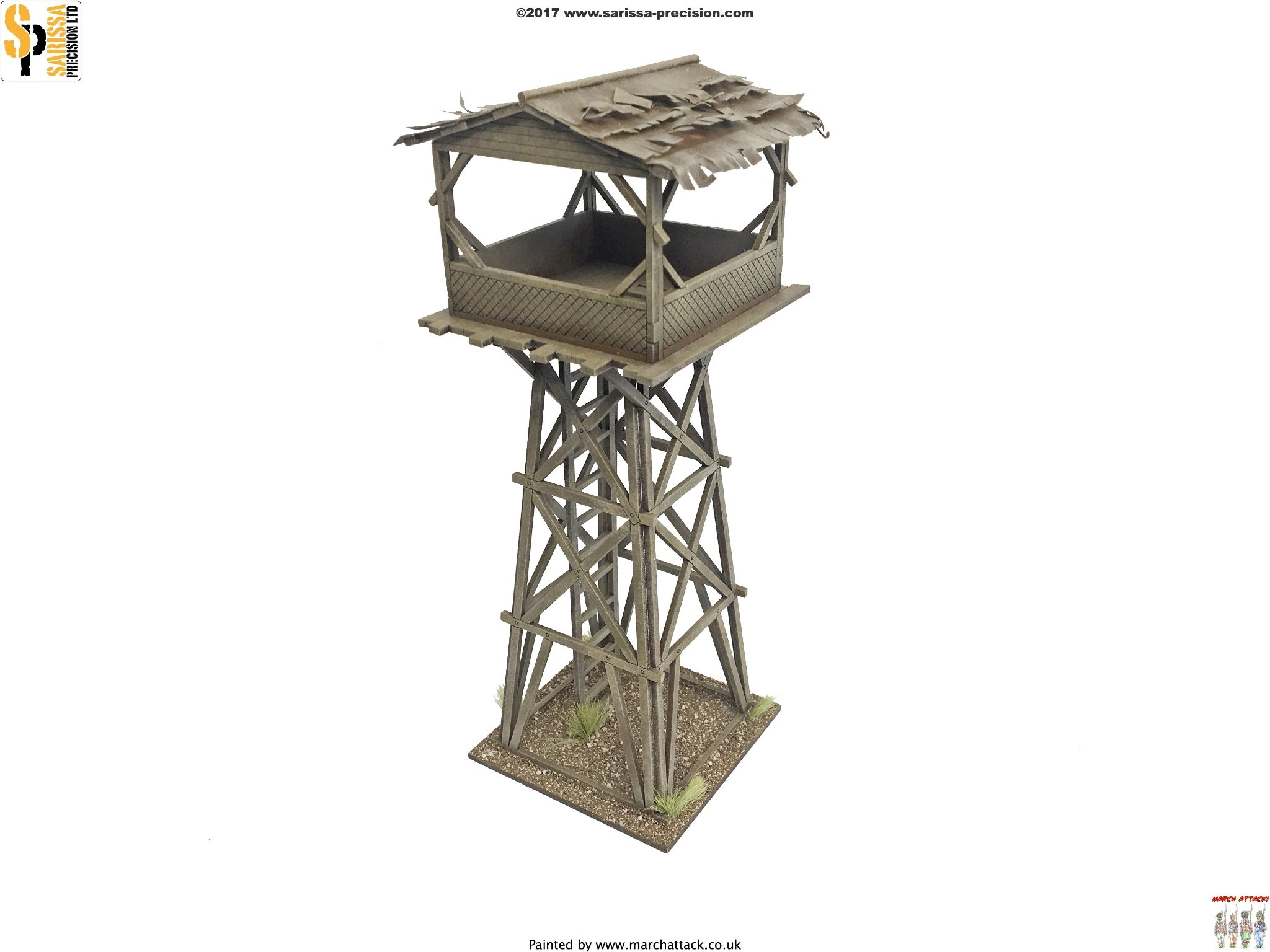 Watch Tower - 20mm
