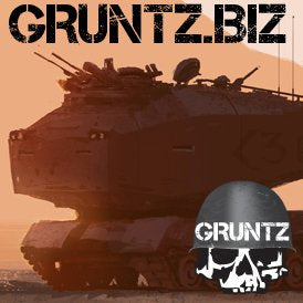 Gruntz Template Set