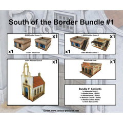 South of the Border Bundle #1