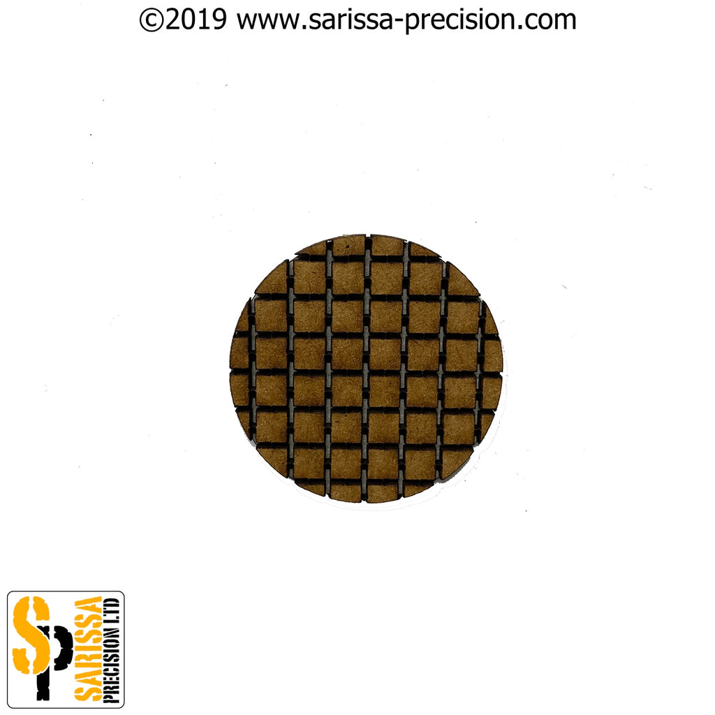 40mm Round Tiles Base Pack