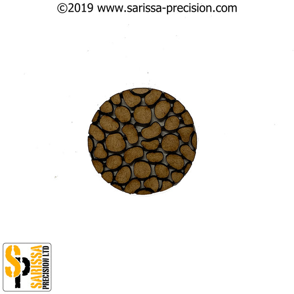 40mm Round Cobbles Base Pack