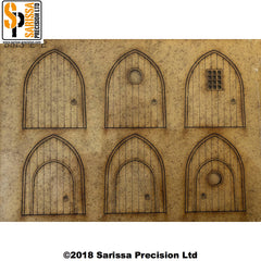 Scratch Builders' Door Pack