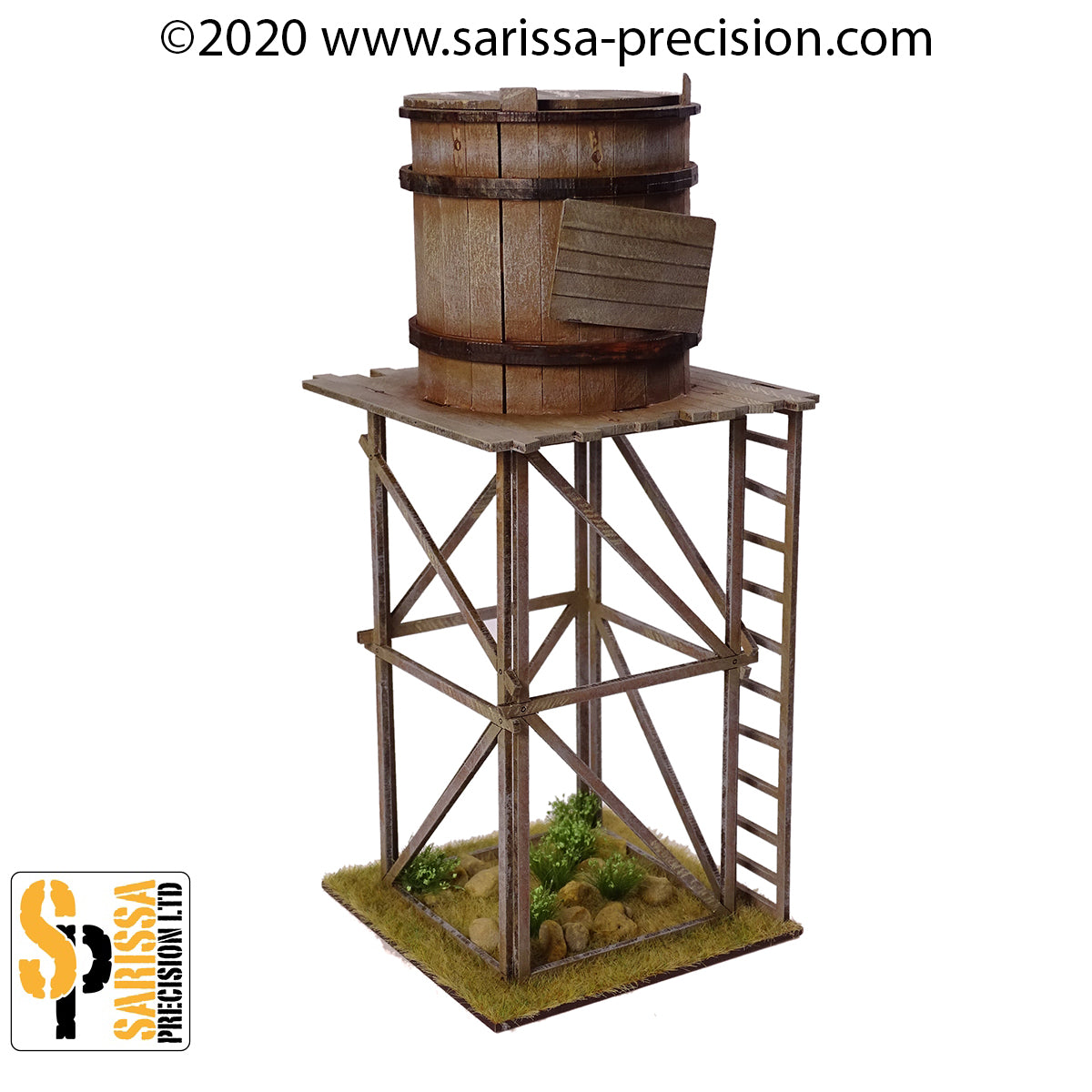 Water Tower (28mm)