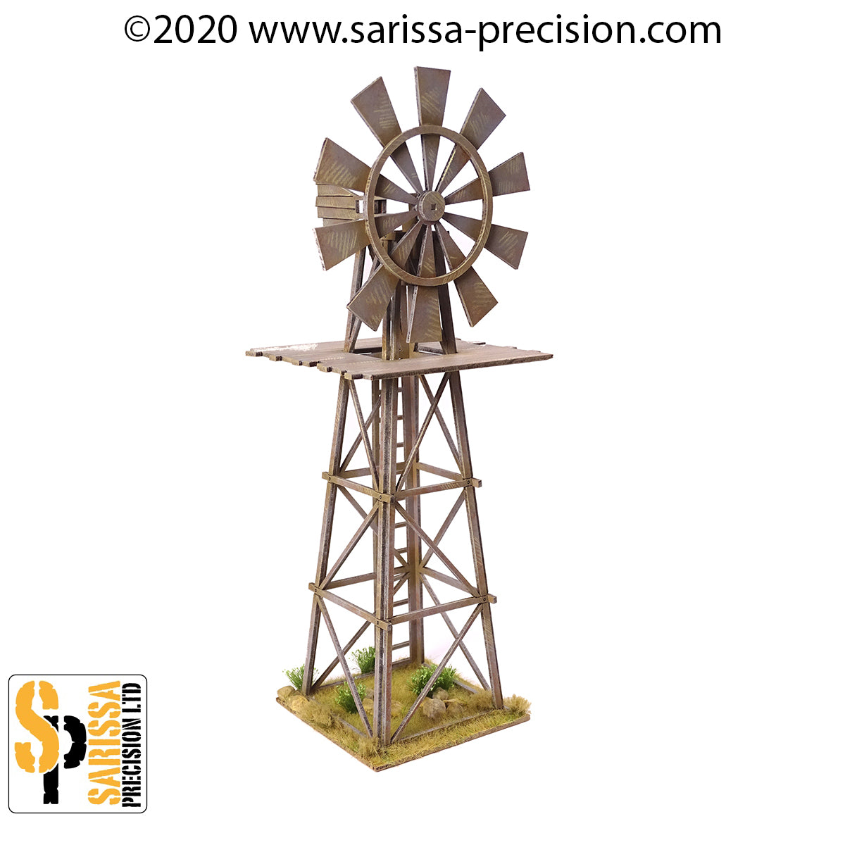 Wind Water Pump (28mm)