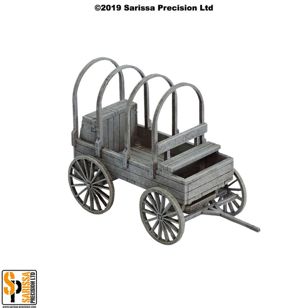 Chuck Wagon (28mm)