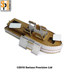 River Cruiser 'Dunkirk' Little Boat