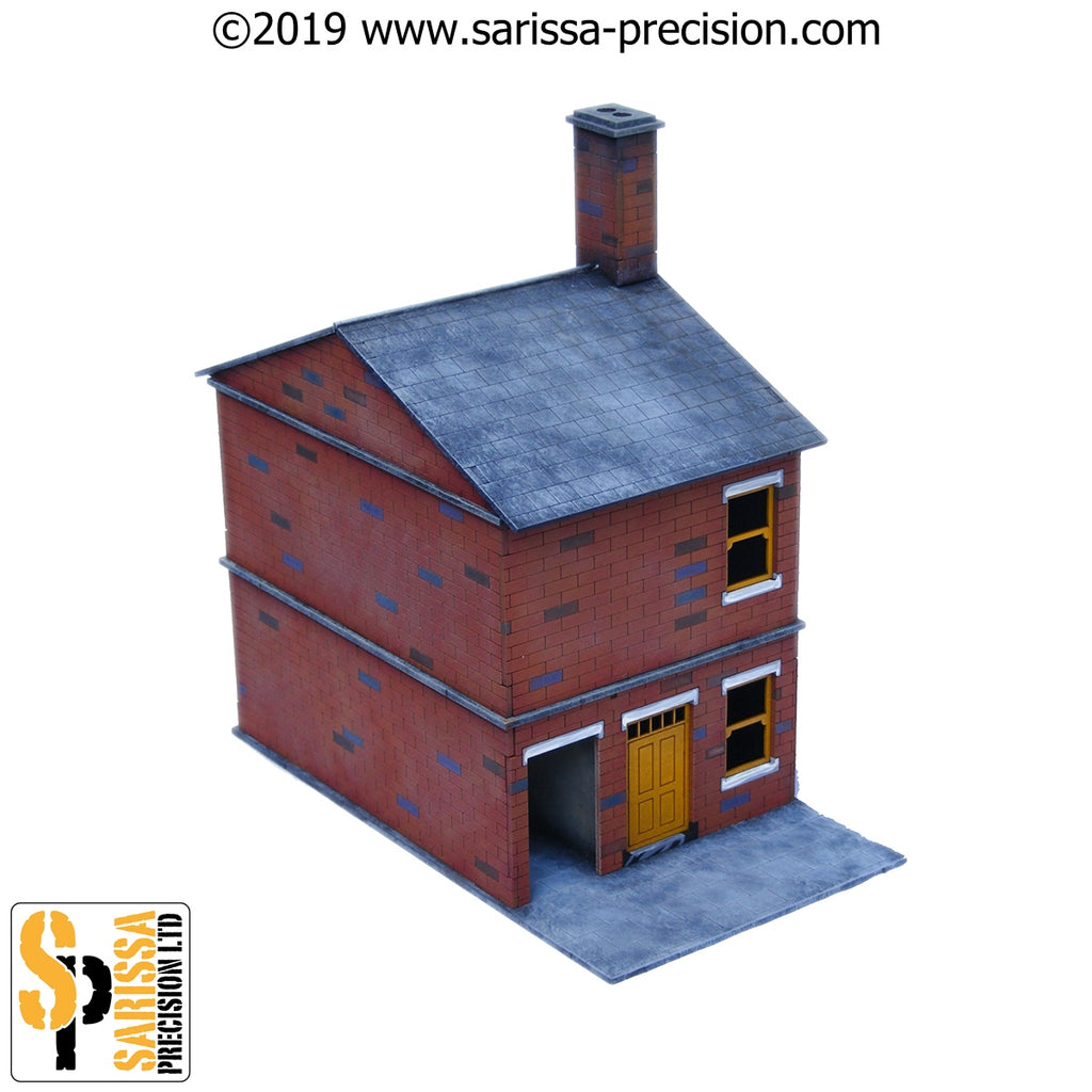 Terrace House With Passage (28mm)