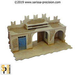 Desert Fort Gate (28mm)
