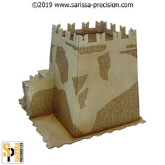 Desert Fort Tower (28mm)