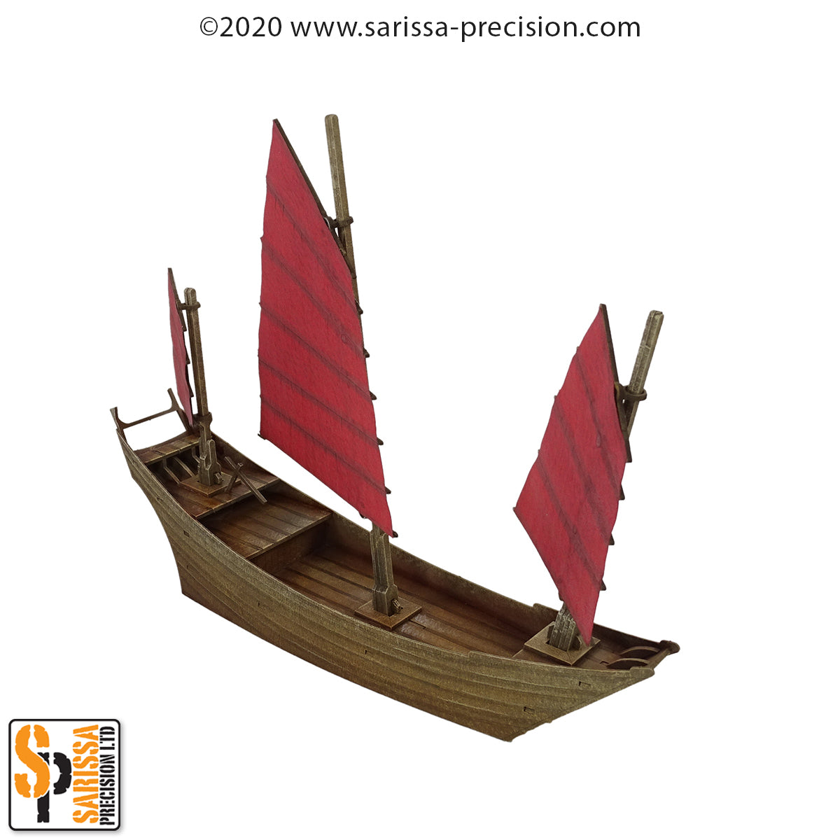 Chinese Junk (28mm)