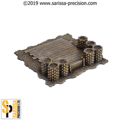 Gabion Redoubt Set (28mm)