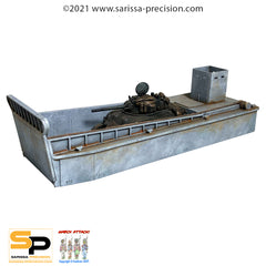 LCM 3 (Landing Craft Mechanized) (28mm)