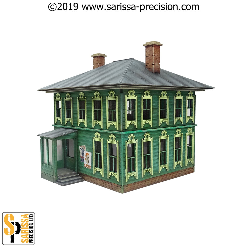 Russian Townhouse (28mm)