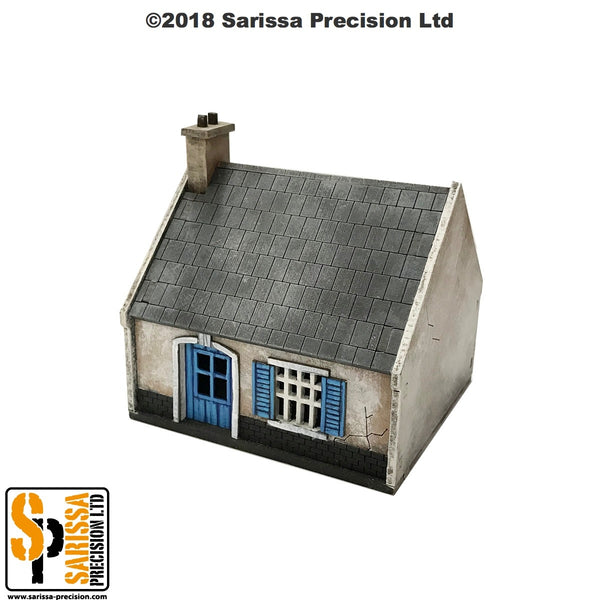 Single Storey House - 20mm