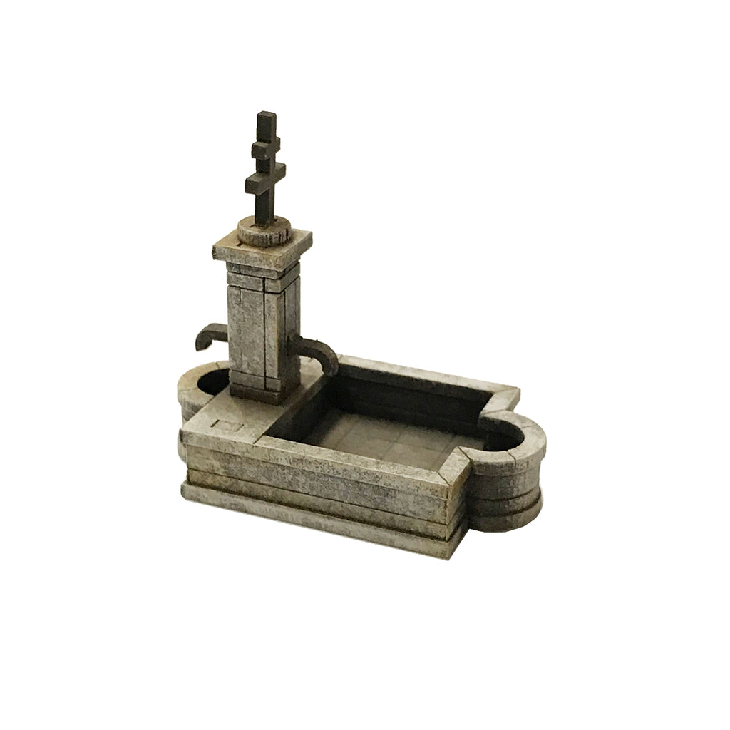 Village Fountain (28mm)
