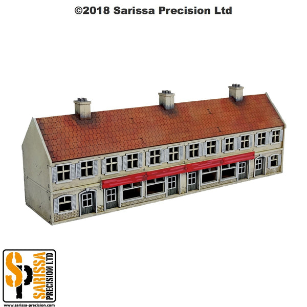 Terrace Shop Block (15mm)