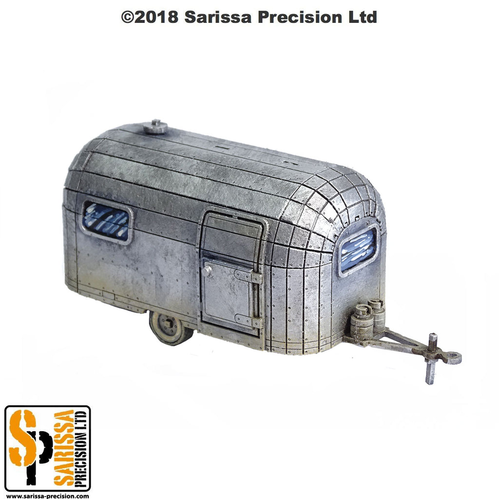 Airstream Caravan - 28mm