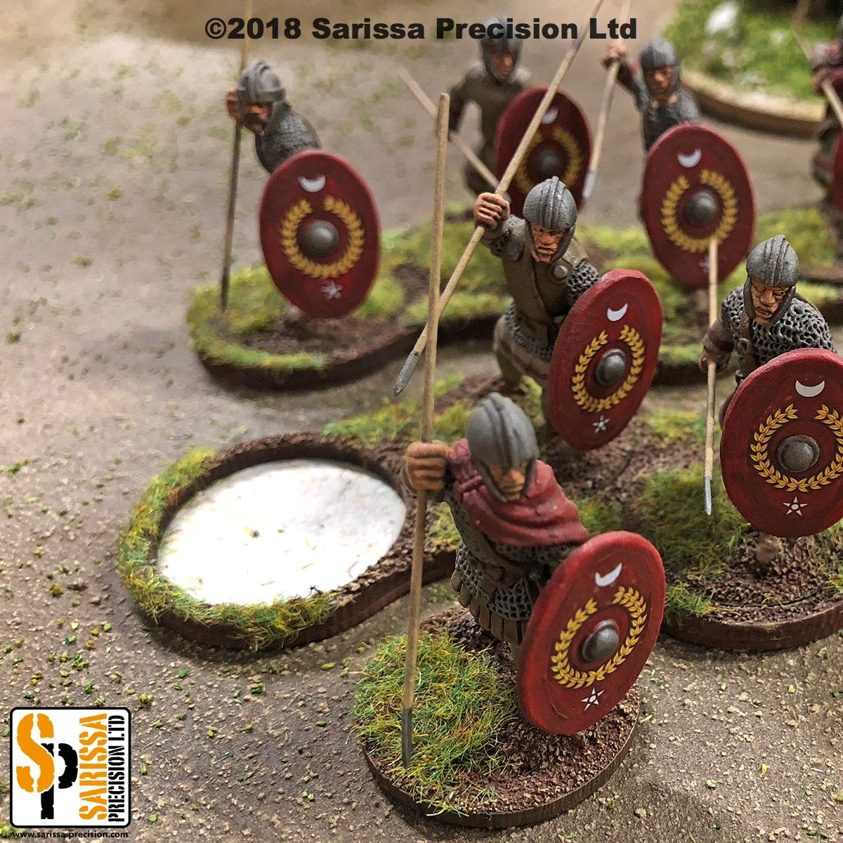 Infantry Movement Tray Set