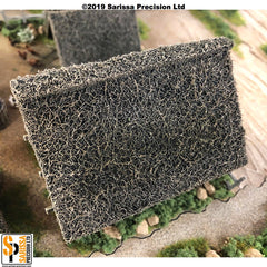 Kitchen Sponge Scourer Pads for Thatched Roof