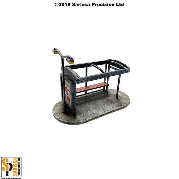 Bus Shelter Set (28mm)