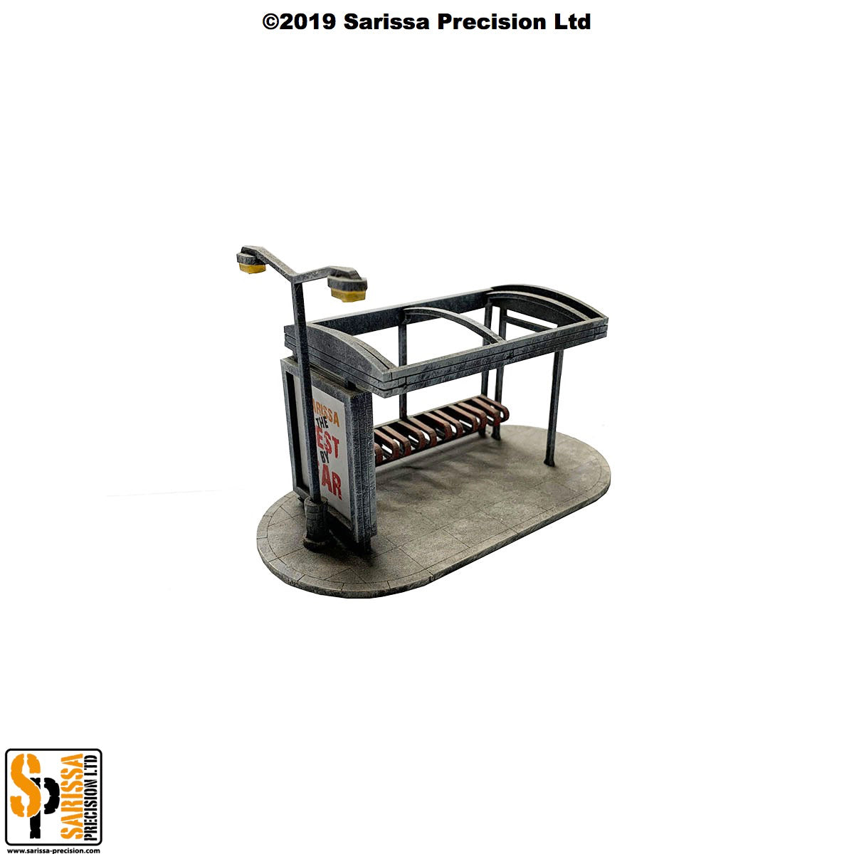 Bike Shelter Set (28mm)