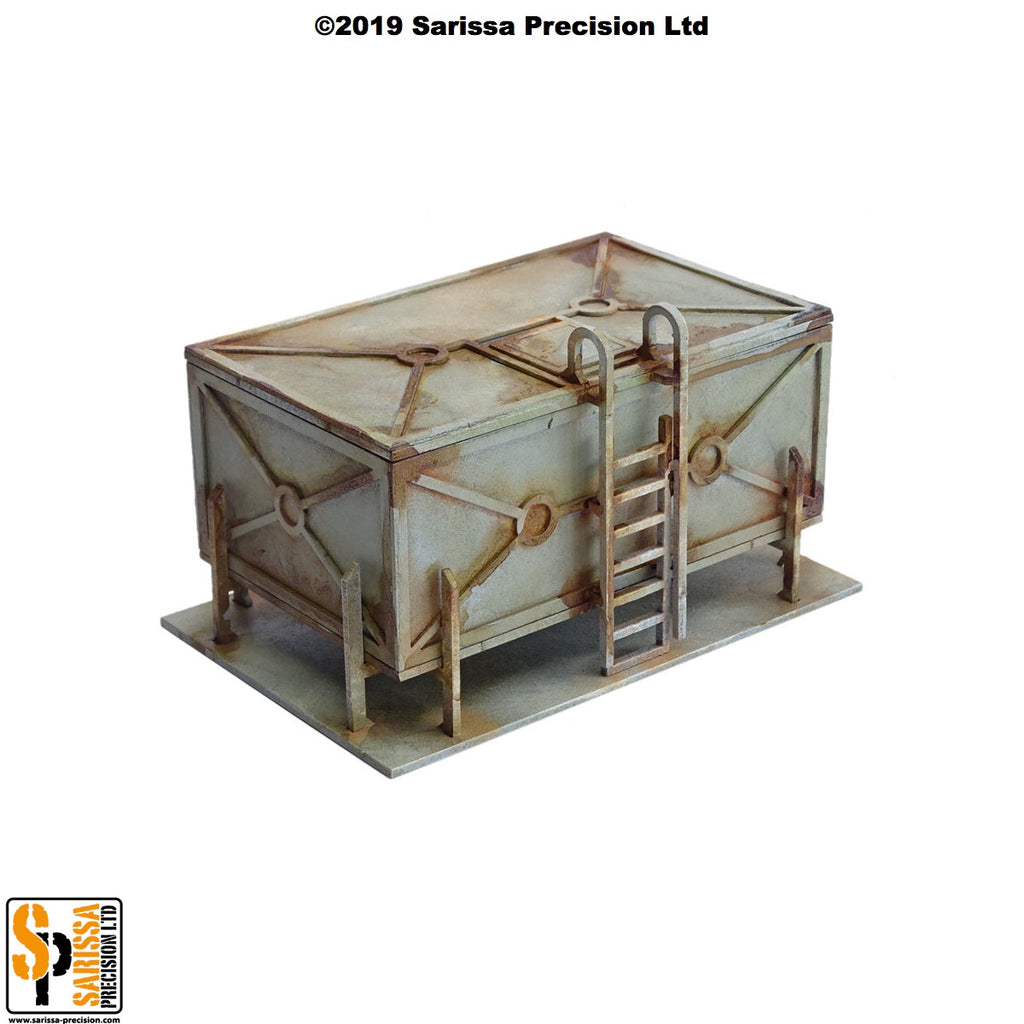 Water Storage Tank (28mm)
