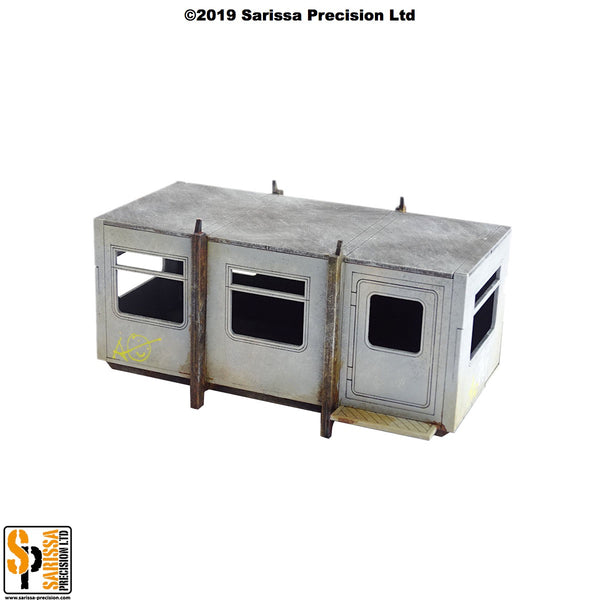 Porta Cabin Office (28mm)