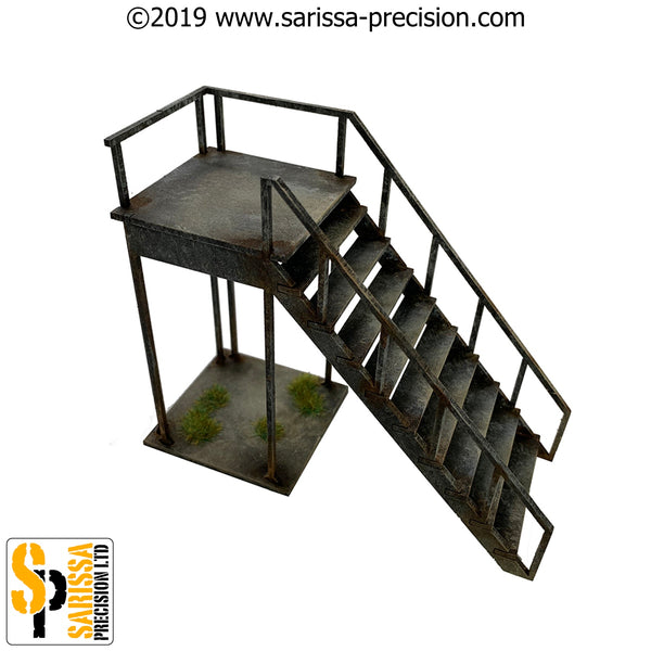 Porta Cabin Stairs (28mm)