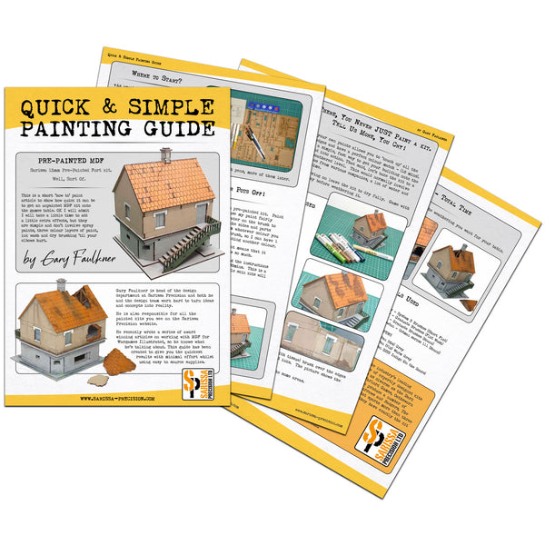 FREE: Quick & Simple Brush Painting Guide