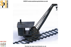 Steam Crane (Rolling Stock)