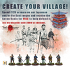 Create your Village - add the Seven Ronin first!