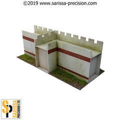 Mile Fort Right Side T Section Long  (28mm)