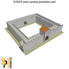 Mile Fort Set 1 (28mm)