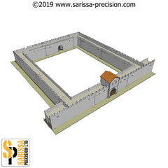 Mile Fort Set 3 (28mm)