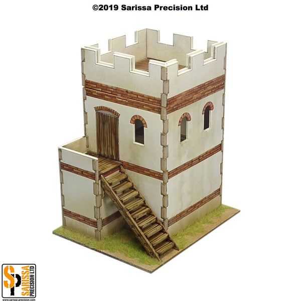 Roman Watchtower (28mm)