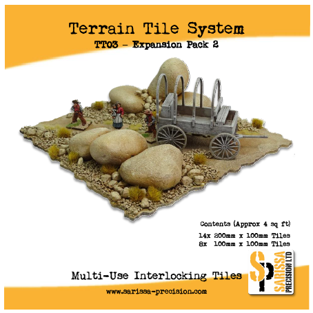 Terrain Tile System - Expansion Pack 2