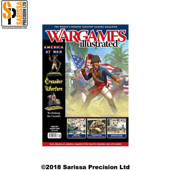 Wargames Illustrated 370 August 2018