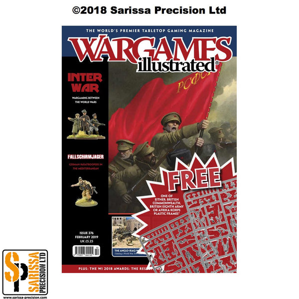 Wargames Illustrated 376 February 2019 - Commonwealth Frame