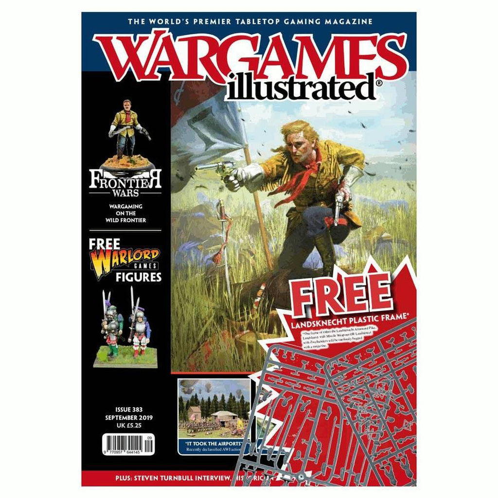 Wargames Illustrated 383 September 2019