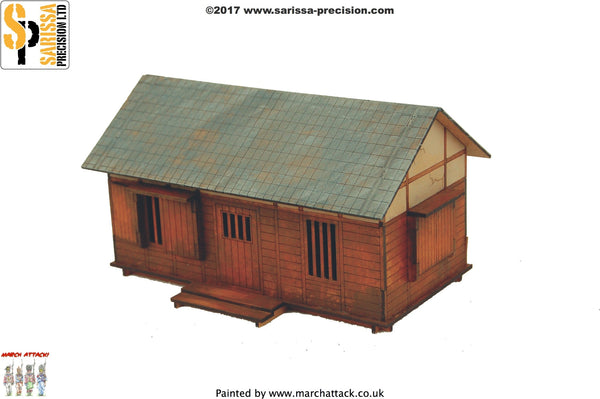 Village House / Outhouse - 20mm