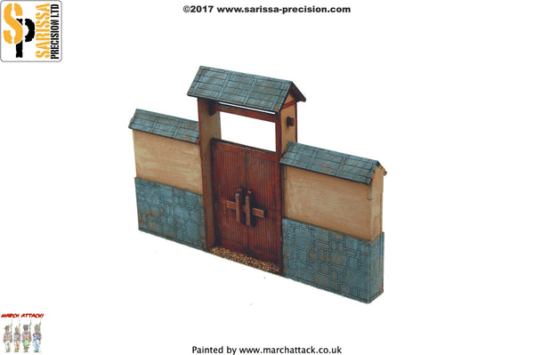 Wall Gate - 20mm