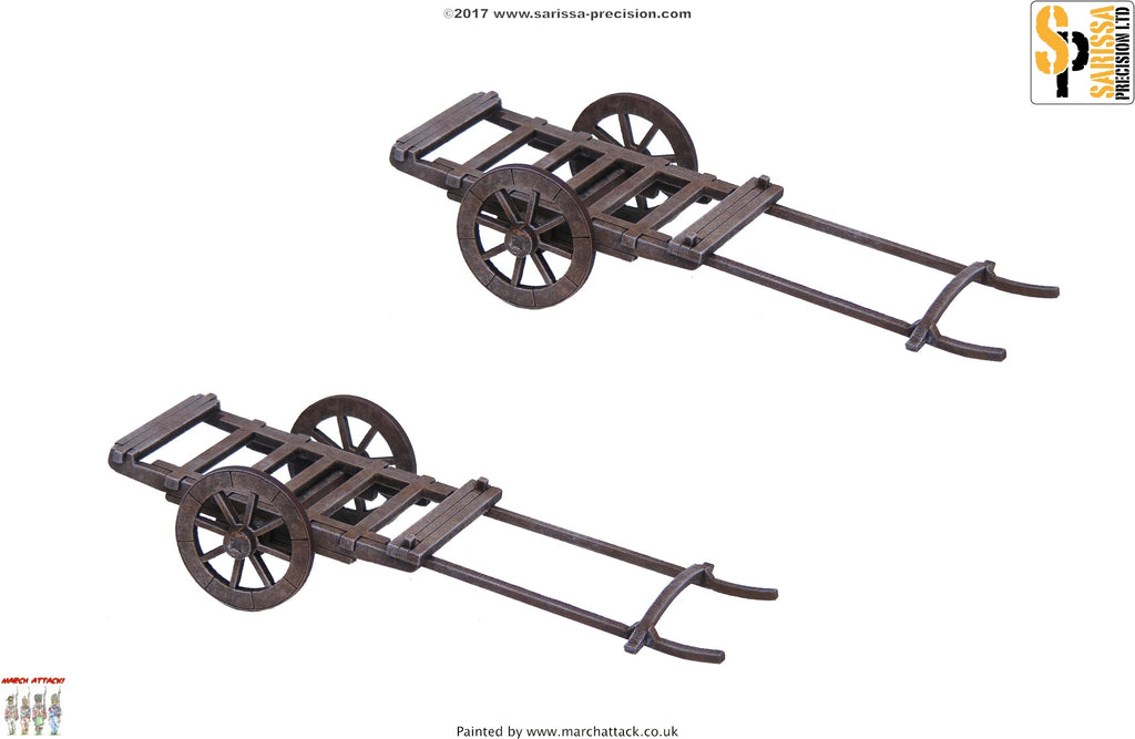 Rice Cart Set