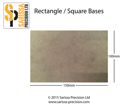150 x 100mm Base Pack